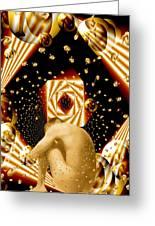 Embryonic Voyage Greeting Card