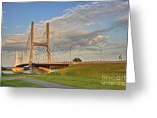 Emerson Bridge Greeting Card