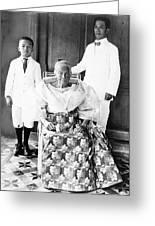 Emilio Aguinaldo (1869-1964) Greeting Card