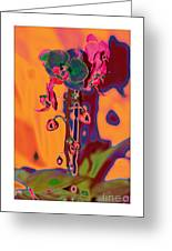 Emotional Colors Greeting Card