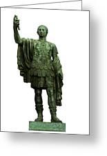 Emperor Marcus Cocceius Nerva Greeting Card