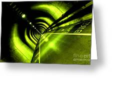 The Limelight Greeting Card