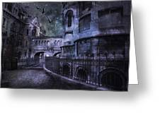 Enchanted Castle Greeting Card