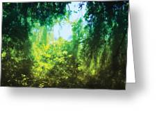 Enchanted Forest 12 Greeting Card