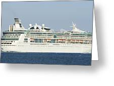 Enchantment Of The Seas Greeting Card