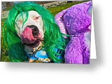End Bsl You Cant Arrest Me Cause I'm Lady Gaga Greeting Card by Q's House of Art ArtandFinePhotography