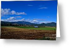 Enderby Landscape Greeting Card