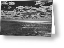 Endless Clouds II Greeting Card