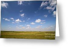Endless Sky Greeting Card