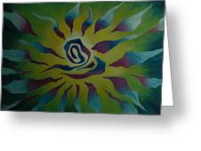 Energy Release Greeting Card