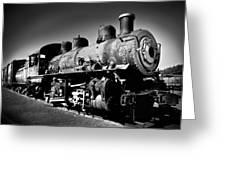 Engine 1215 Greeting Card