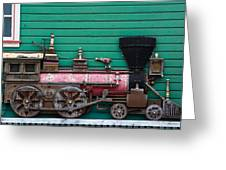 Engine Number 23 Unframed Greeting Card