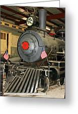 Engine Number Eight Greeting Card