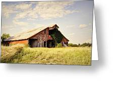 Englewood Barn Greeting Card