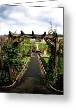 English Country Gardens - Series IIi Greeting Card