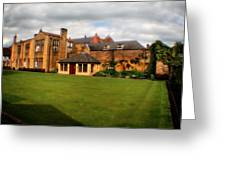 English Country Gardens - Series Vi Greeting Card