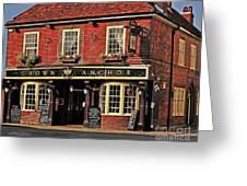 English Pub Greeting Card