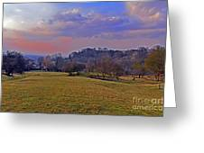 Cotswold Light Greeting Card