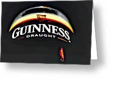 Enjoy Guinness Greeting Card
