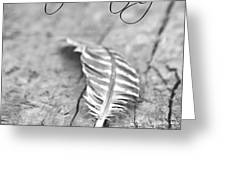 Enjoy The Small Things.. Greeting Card