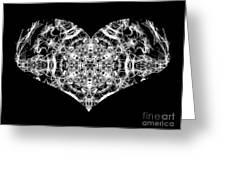 Enlightened Heart Greeting Card