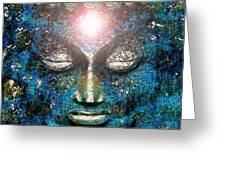 Enlightenment 1 Greeting Card