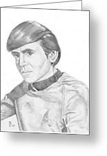 Ensign Pavel Chekov Greeting Card