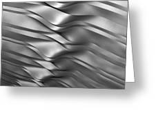 Eolian Silver Greeting Card