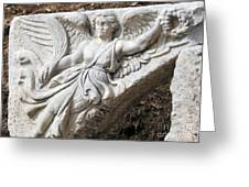 ephesus goddess Nike Greeting Card