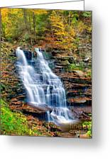 Erie Falls Greeting Card