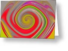 Eritera Greeting Card