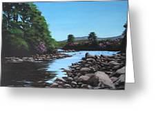 Erriff River Greeting Card
