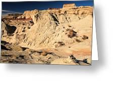 Escalante Badlands Greeting Card