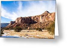 Escalante Canyon Greeting Card