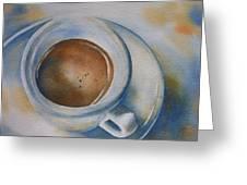 Espresso 2 Greeting Card