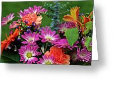 Essence Of Joy 3 Greeting Card
