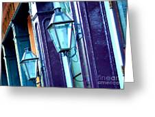 Essence Of New Orleans Greeting Card
