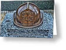 Essex County N J 9-11 Memorial 3  Greeting Card