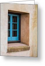 Estate Window Greeting Card