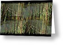 Estuaries Edge Greeting Card