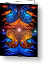 Eternal Angels  Greeting Card