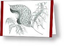 Eternal Blossom- Aiyana Greeting Card