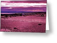 Eternal Tides Greeting Card