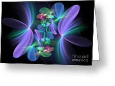 Ethereal Dreams Greeting Card