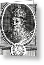 Etienne Henri De Blois Count Of Blois Poster By Mary Evans