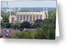 Eton College Chapel Greeting Card