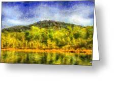 Etowah Reflections Greeting Card