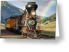 Eureka Rainbow Pan Greeting Card