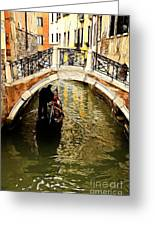 Evanscent - Venice Greeting Card
