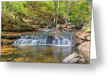 Even Flow Greeting Card